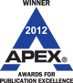 2012 Apex Award Winner