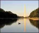 DC Reflecting Pool - photo by Michael W. Fincham