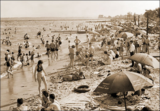 Beverly Beach - by The Enoch Pratt Free Library/Arcadia Publishing