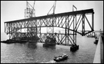 Building the old Bay Bridge
