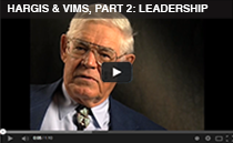 Bill Hargis & the VIMS Lab (Part 2: Leadership Style) video