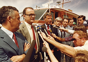 William Ruckelshaus and others