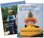 Chesapeake Quarter covers