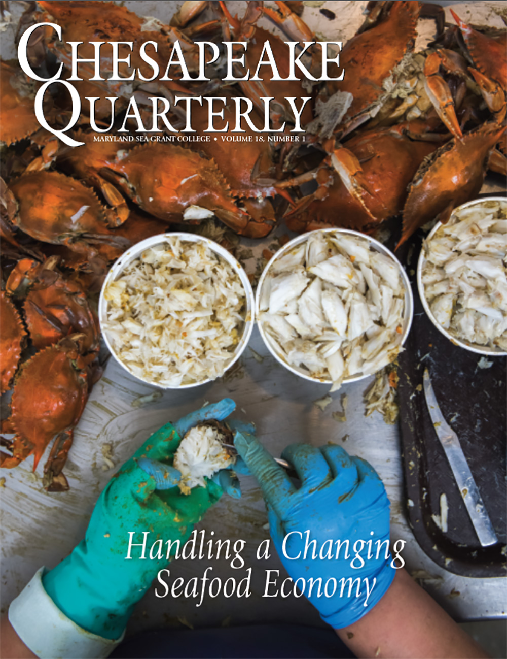 Volume 18, Number 1 : Handling a Changing Seafood Economy