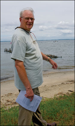 Chesapeake Quarterly Volume 8, Number 3: Sea Change for Bay Beaches