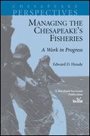 Managing the Chesapeake's Fisheries: A Work in Progress cover