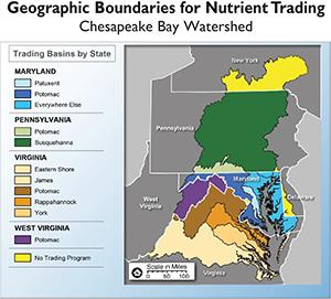 Wri chesapeake bay nutrient trading platform
