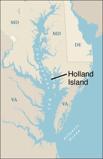 Map Of Texas Islands.Chesapeake Quarterly Volume 13 Numbers 2 3 Vanished Chesapeake